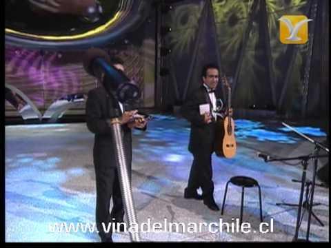 Festival de Viña 2002, Premiación Competencia Folclórica
