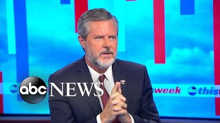 Jerry Falwell Jr. on President Trump: He 'doesn't say what's politically correct' - ABCNEWS