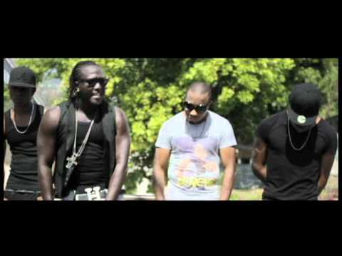 Hitmaker - We Nuh Fraid A People / Nuh Frighten Fi Nobody [Official Video] Mar 2012