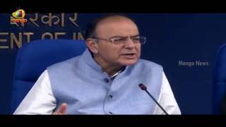 Arun Jaitley Says VVPAT Units To Be Used in The General Election 2019 | Mango News - MANGONEWS
