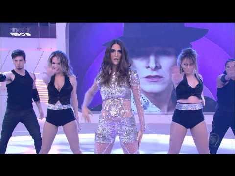 Cris flores dança Jenifer lopez on the floor ( O melhor do brasil HD)