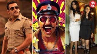 Salman's 'Dabangg 3' & Ranveer's 'Simmba' To Clash? | Richa & Aditi's War A Trouble For 'Daas Dev'? - ZOOMDEKHO