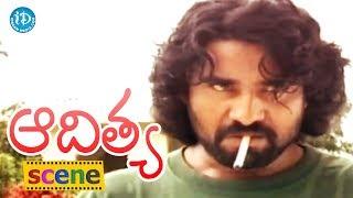 Aditya Movie Scenes - Swetha Mocking Raja || Jagadish || Shilpa || Swapna - IDREAMMOVIES