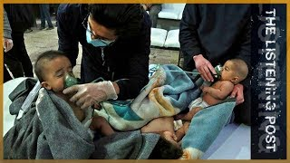 🇸🇾 Syria's chemical attacks: Smoke and mirrors, truth and lies - The Listening Post (Feature) - ALJAZEERAENGLISH