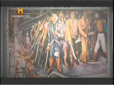 3/4 Historia Secreta Independencia Mexico