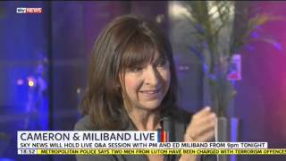 What Does Cameron And Miliband's Body Language Say About Them? - SKYNEWS