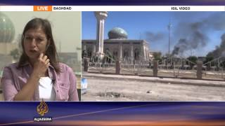 ISIL launches fresh offensive in Iraq's Anbar province - ALJAZEERAENGLISH