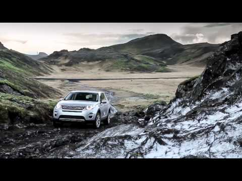 Land Rover Discovery Sport in Islanda