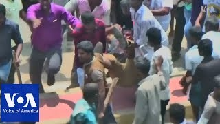 At least nine dead in protest against copper smelter in India - VOAVIDEO