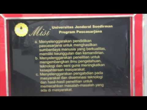 Magister Management Unsoed - Final Project