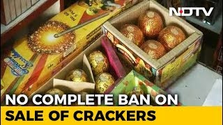Firecrackers On Diwali Allowed From 8 To 10 pm By Supreme Court - NDTV