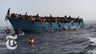 Sent to Die in the Mediterranean | The New York Times - THENEWYORKTIMES
