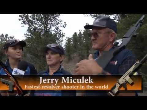 A Family Affair: Jerry Miculek and Family Compete at the 2012 JP RM3G presented by ATSNtv