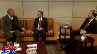 Pakistan High Commissioner To Return To India Tomorrow - TIMESNOWONLINE