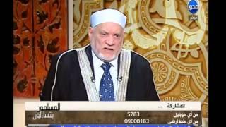 بالفيديو..«هاشم» يوضح حكم قانون «الإيجار القديم» للمنازل