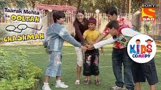 Tapu Sena Decides To Help Their Mothers | Tapu Sena Special | Taarak Mehta Ka Ooltah Chashmah - SABTV