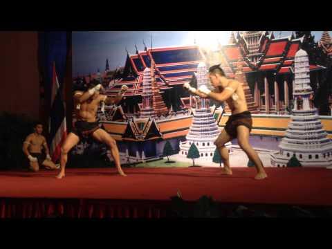 Muay Boran Show in Hanoi