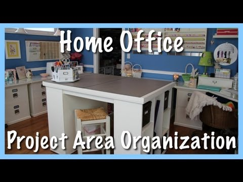 Home Office: Project Area Organization
