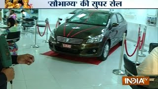 India TV Special: How car companies trying to attract buyers? - INDIATV