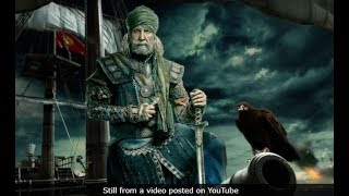 Thugs of Hindostan: Amitabh Bachchan's first look as the biggest thug of all - ITVNEWSINDIA