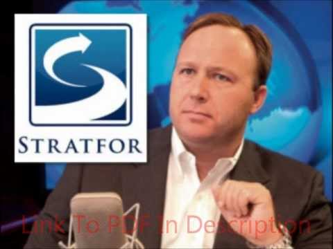 Dr. Scott Johnson 12/2/12 - Alex Jones Exposed, Stratfor, Molly Maroney, George Friedman, etc. 3/4