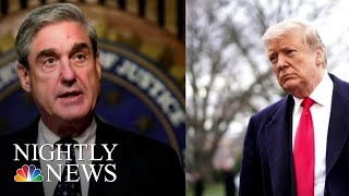 Special Counsel Robert Mueller Submits Report To Attorney General | NBC Nightly News - NBCNEWS