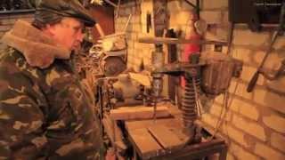 Сверлильный станок самодельный, Сверлильный станок своими руками. How to make a drilling machine