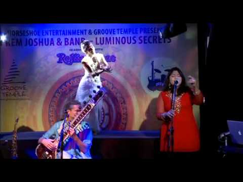 "Prem Joshua & Band LIVE, performing ""Meera"" from the album ""Luminous Secrets"""