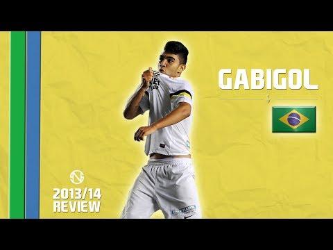 GABRIEL 'GABIGOL' BARBOSA | Goals, Skills, Assists | Santos | 2013/2014 (HD)