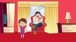 Девочка Марта завоёвывает сердца детей и их родителей