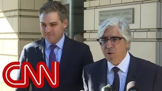 CNN's Acosta gets his press pass back.  What's next? - CNN