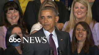 President Obama Honors Teachers at the White House - ABCNEWS