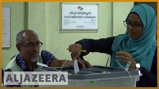Maldives extends voting in high-stakes presidential election - ALJAZEERAENGLISH