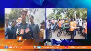GHMC Clears 4,130 Encroachments On Footpaths In Three Days | iNews - INEWS