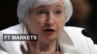 Fed hints at possible September hike - FINANCIALTIMESVIDEOS