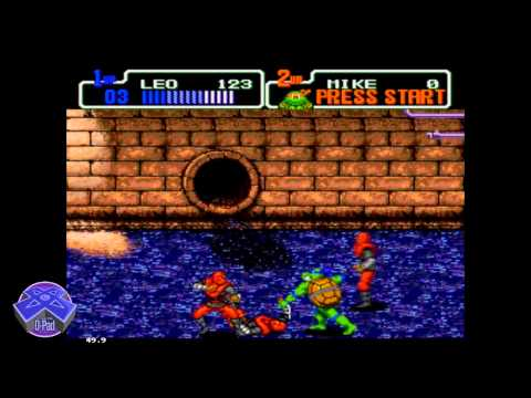 Fromthedpad.com / RETRO TO GO! Episode 4: TMNT: The Hyperstone Heist