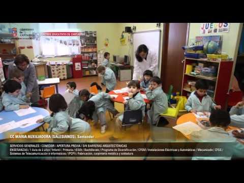 """Colegio """"María Auxiliadora"""" Salesianos. Santander"""