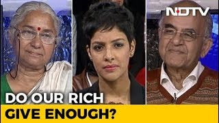 We The People: Are India's Rich Charitable Enough? - NDTV