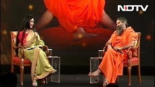 """#NDTVYuva – This Is Baba Ramdev's """"Mantra"""" For Making Wealth - NDTV"""