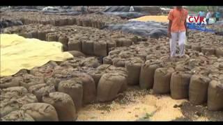 Huge Loss to warangal Corn  Farmers |  Sudden Heavy Rain Effect | CVR NEWS - CVRNEWSOFFICIAL