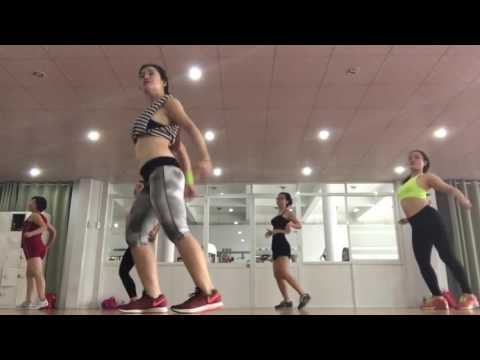 Aerobic Dance Workout For Beginners Step By Step 2
