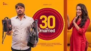 30 and Married | Ft. Sudharshan | Chai Bisket Originals - YOUTUBE