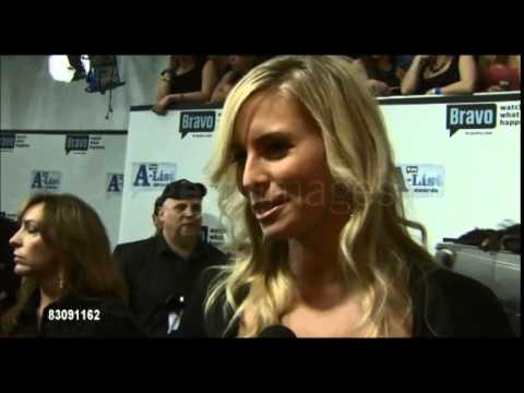 Niki Taylor - Bravo's A-List Awards 2008