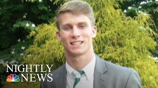 Missing College Student Found Dead In Bermuda | NBC Nightly News - NBCNEWS