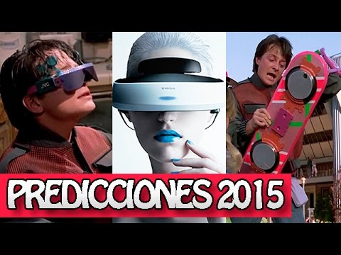 13 Predicciones de Volver al Futuro 2015 / Predictions back to the future 2015
