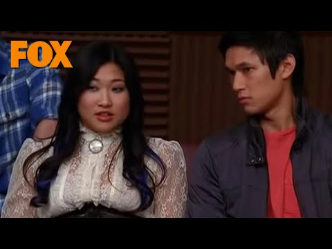 GLEE 2x04 River deep Mountain high Ike & Tina Turner