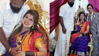 Actress Rambha Indrakumar Seemantham Photos | Tollywood Updates - RAJSHRITELUGU