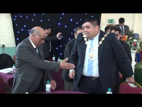 Pakistan day 2014, Arrival of Mayor Waltham Forest, Councillor Nadeem Ali