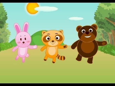Muffin Songs – ABC Song  İngilizce Tekerlemeler ve İngilizce Çocuk Şarkılar