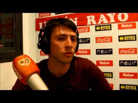 Entrevista a David Barca, jugador del Rayo B